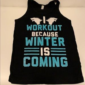 American Apparel Game of Thrones Top